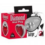 Анален Разширител Diamond Anal Plug Large