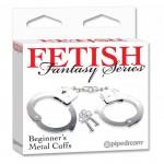 Секс Белезници Beginners Metal Cuffs