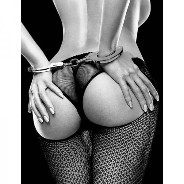 Секс белезници Cold Metal Handcuffs