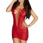 Еротична мини рокля Хищница