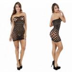 Еротична мрежеста рокля за секс Мираж