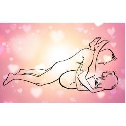 7 секс пози, които да пробвате на Свети Валентин