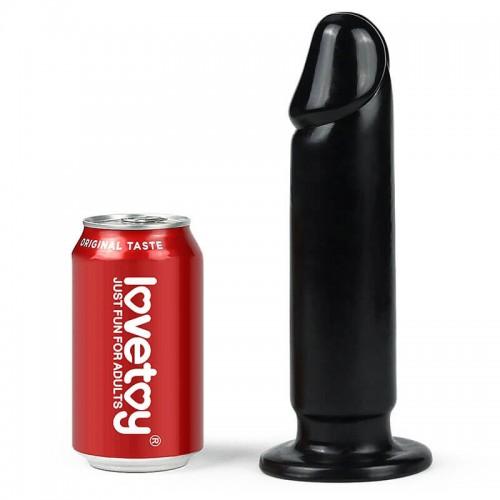 Анално Дилдо Black King 23см секс играчка за анален секс