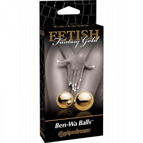Метални вагинални топчета Pipedream Fetish Ben Wa Balls