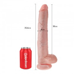 Голям член Dildo Maximal Long Dick 35см
