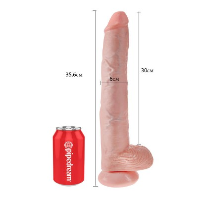 Голям член Dildo Maximal Long Dick 35см