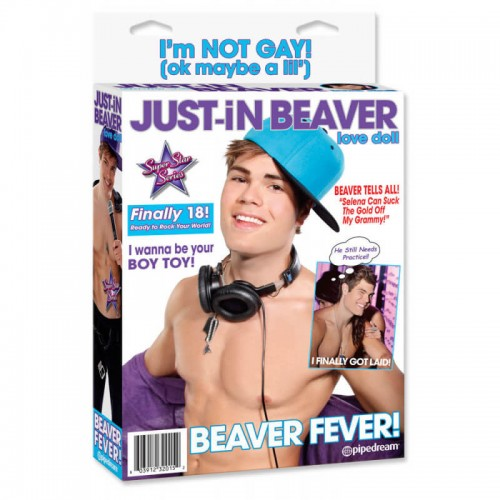 Секс кукла Just in Beaver I'm not Gay