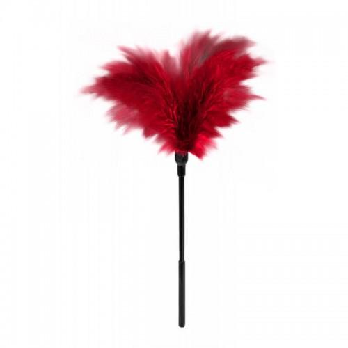 Пръчка с пухче за еротично гъделичкане Small Feather Tickler