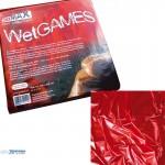 Чаршаф за спалня за скуирт и писинг WET Games