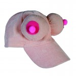 Забавен подарък за ергенско парти шапка с цици