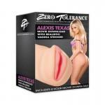Секси Вагина отливка на Alexis Texas Vagina Stroker