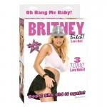 Надуваема секс кукла Britney Bitch Love Doll