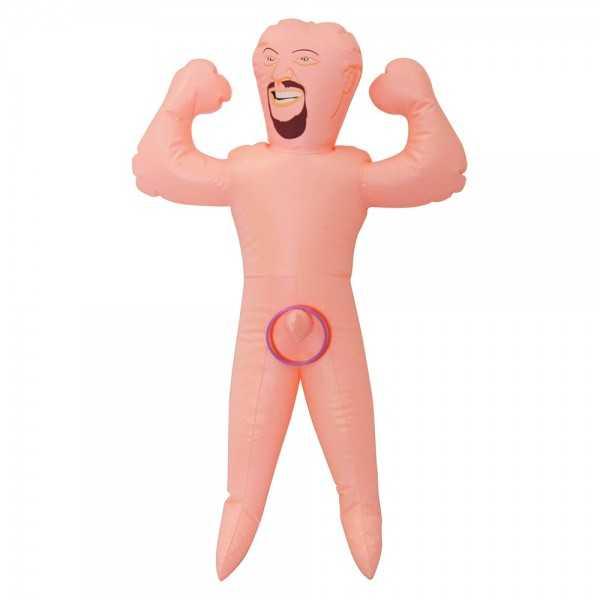 Секс Кукла Нацепена Батка Адам