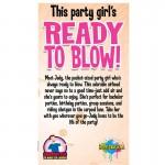 Надуваема секс кукла Party Girl подарък за ергенско парти