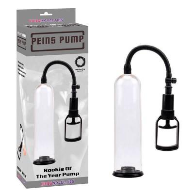 Помпа за уголемяване на члена Penis Pump