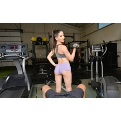 Недоебана 37г. жена с две деца + фитнес инструктор с голям член =секс