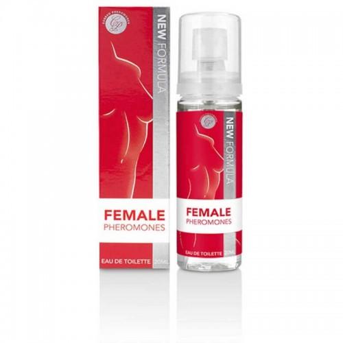 Парфюм с Феромони CP FEMALE Pheromones - 20 ml за Жени