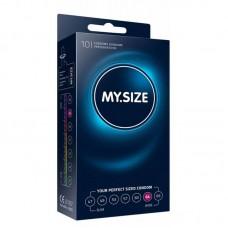 Презервативи My Size 64 (10 кондоми с ширина 64мм) | Презервативи с голям размер