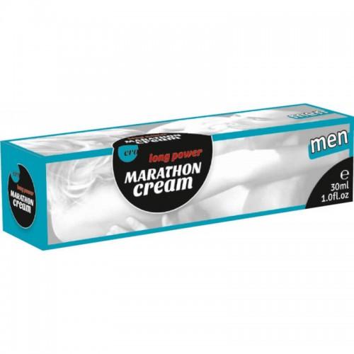 Крем за забавяне на еякулацията Long Power Penis Marathon Cream