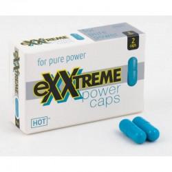 Хапчета за възбуждане на мъже eXXtreme power caps 2бр