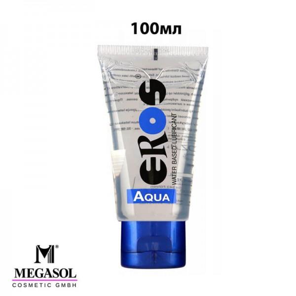 Лубрикант 100мл EROS AQUA на водна основа