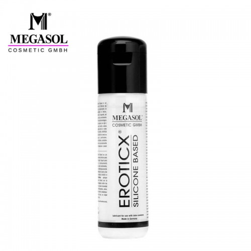 Анален лубрикант EroticX Megasol Silicone Based 100ml