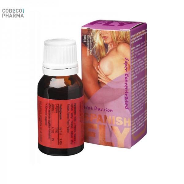 Секс стимулант за жени испанска муха капки Hot passion 15мл