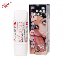 Крем за уголемяване на пенис Larger Ruf 75 ml