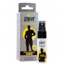 Силен спрей за задържане Pjur Superhero Strong delay spray 20ml