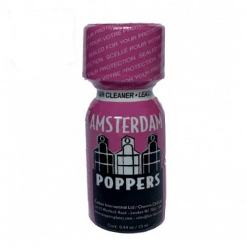 Poppers Amsterdam   Попърс Амстедам малък 13мл