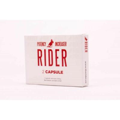 Секс стимулант Rider Potency Increaser