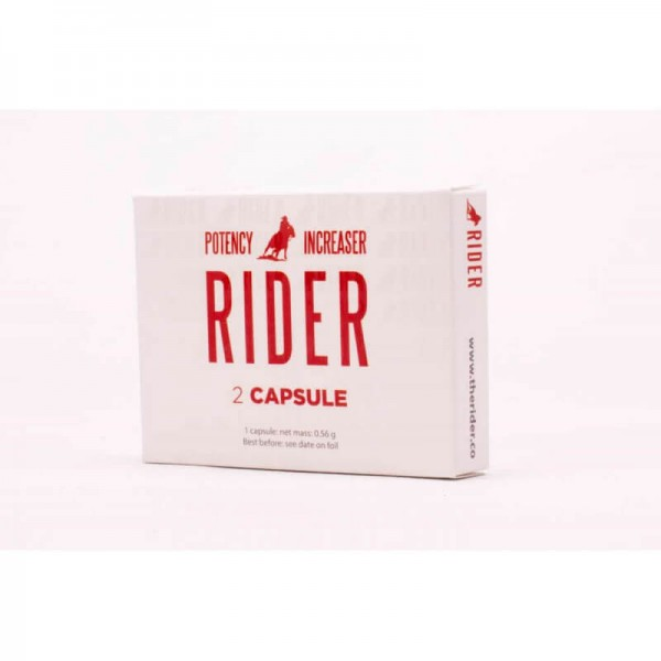 Секс стимулант Rider Potency Increaser