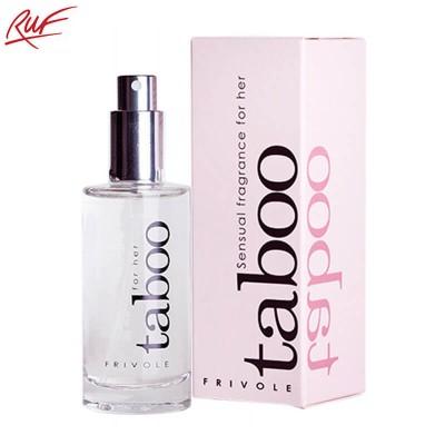 Тоалетна вода за жени със секси възбуждащ аромат Taboo Frivole 50ml