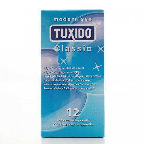 Презервативи Tuxido Classic 12бр. цена с дискретна доставка