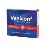 Хапчета за потентност и ерекция Venicon MEN нова формула 4 таблетки