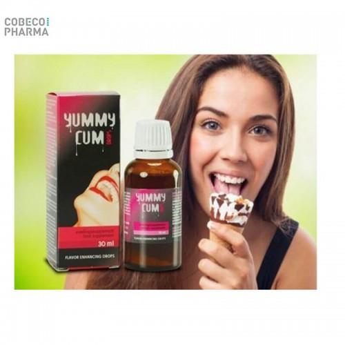 Капки за подобряване на вкуса на спермата Yummy Cum drops 30ml