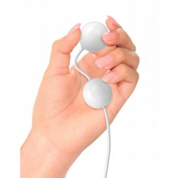 Вибриращи топчета iSex Balls Pipedream с USB кабел