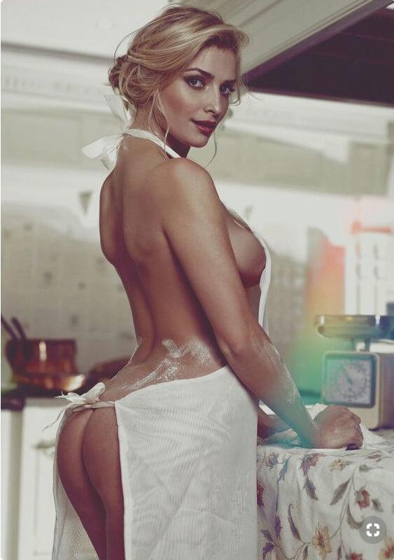 Секс в кухнята