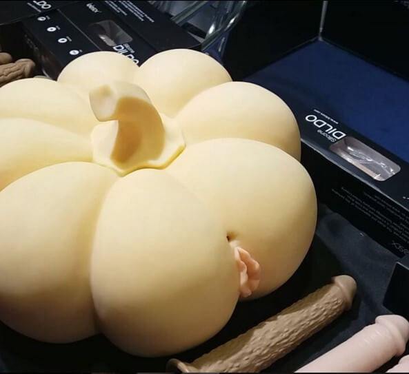 вагина тиква, топ 5 нестандартни секс играчки