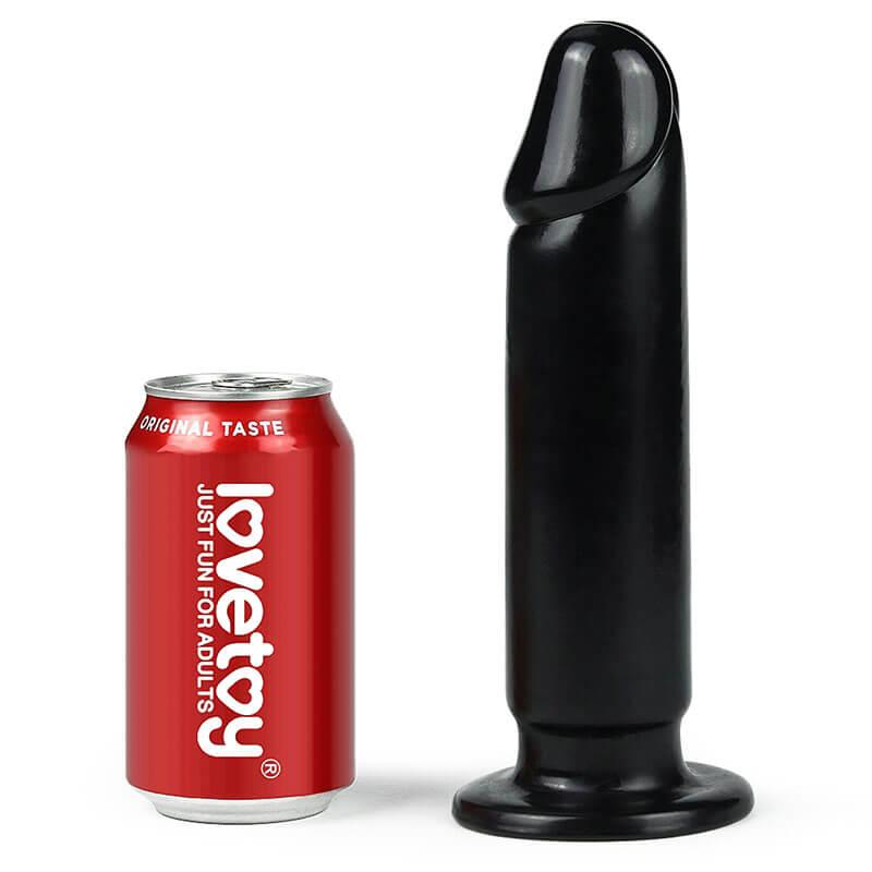Голямо Анално Дилдо Black King 23см Lovetoy код: 2250 цена с дискретна доставка от Секс Шоп Еротика