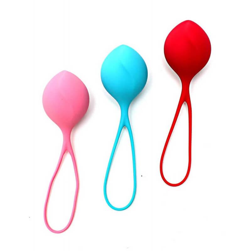 3бр. Вагинални топчета Single Balls Satisfyer цена за целия комплект