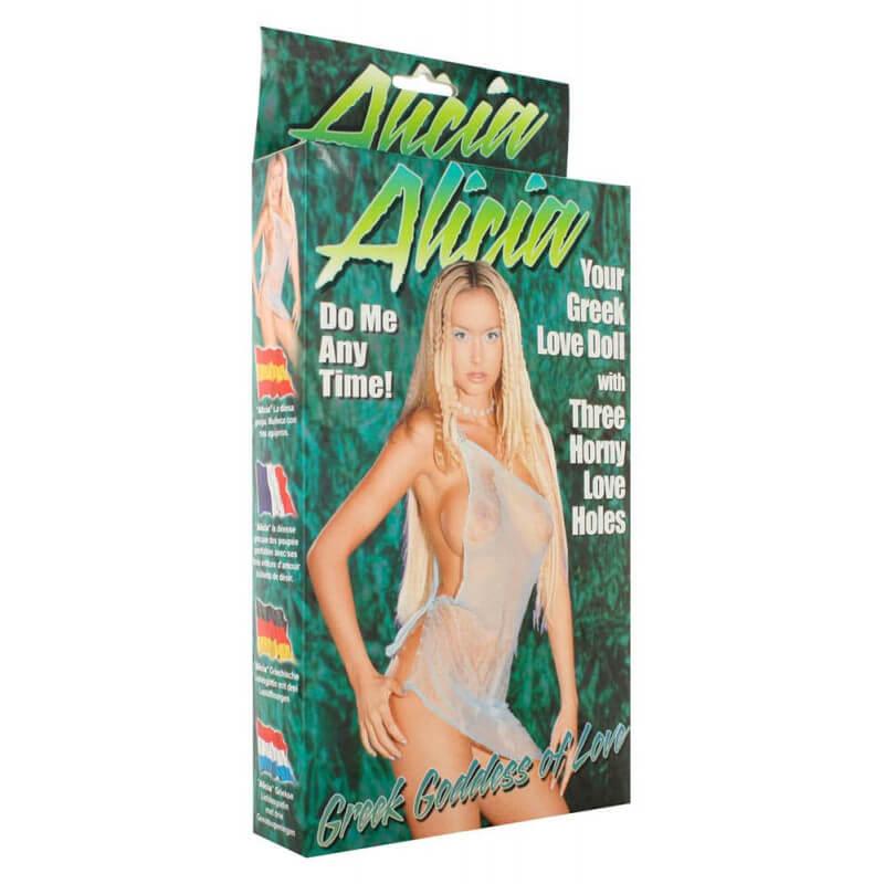 Секс кукла надуваема Alicia Godess of Love | Алисия секс кукла богинята на любовта