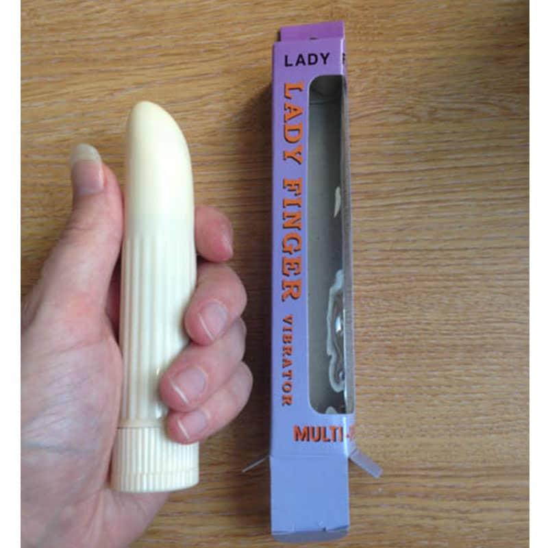 Евтин Малък вибратор Ladyfinger Vibrator Seven Creations от Sex Shop Erotika